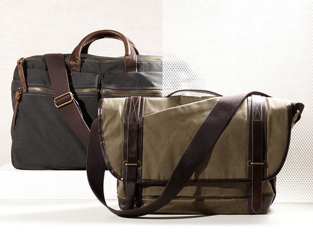 Essential Bags: Backpacks, Messengers & More at MYHABIT