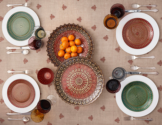 Exotic Entertaining feat. Padma Collection at MYHABIT