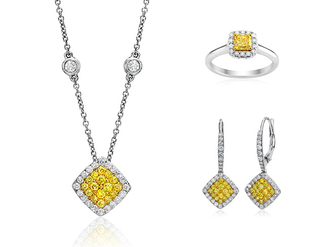 GIA Certified Bouquet Diamond Jewelry at MYHABIT