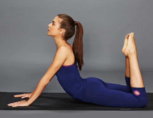 Get Active: Be Up & Satva Yoga Wear at MYHABIT