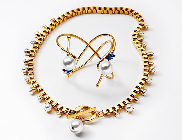 Golden Glow: Jewelry at MYHABIT