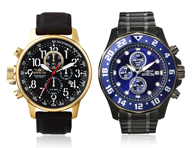Invicta Watches at MYHABIT