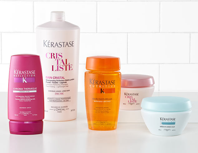 Kérastase Haircare feat. Reflection Chroma at MYHABIT