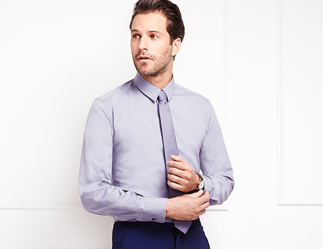 Luxury Shirting feat. Armani Collezioni at MYHABIT