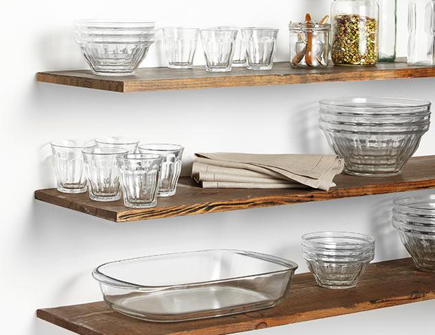 New Arrivals: Everyday Glassware at MYHABIT