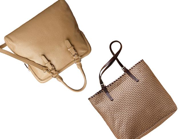 Noticeable Neutrals: Handbags at MYHABIT