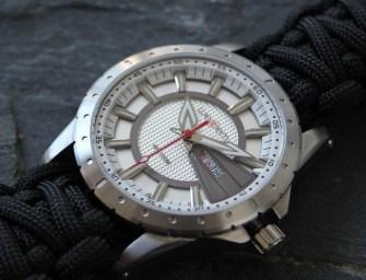 weBBem Survival Paracord Strap Watches