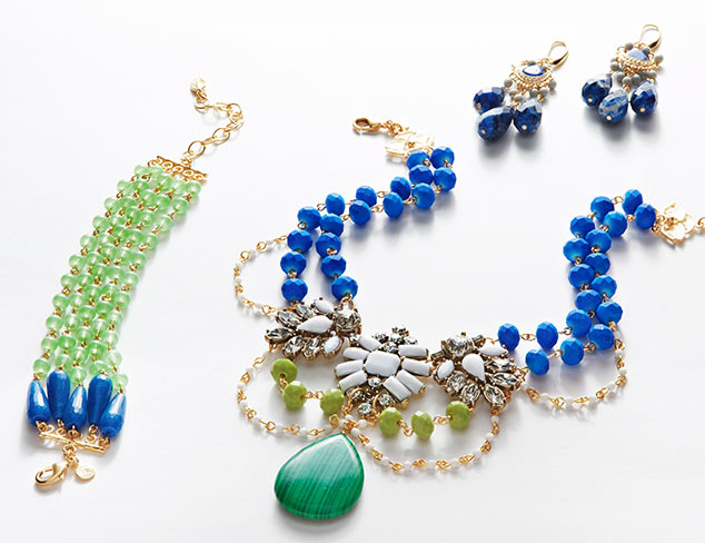 Pop of Color: Jewelry at MYHABIT