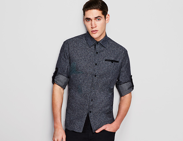 Shirting Selections feat. Isaac B at MYHABIT