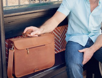 Statement Leather Goods Handmade Leather Satchels