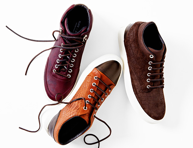 Step it Up: Designer Sneakers at MYHABIT