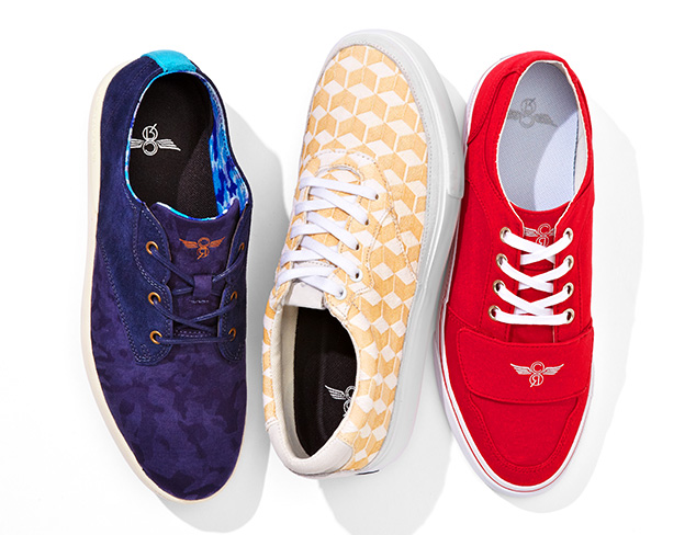 Street Sneakers feat. Creative Recreation at MYHABIT