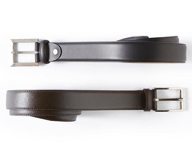 Style Staples:  Belts at MYHABIT