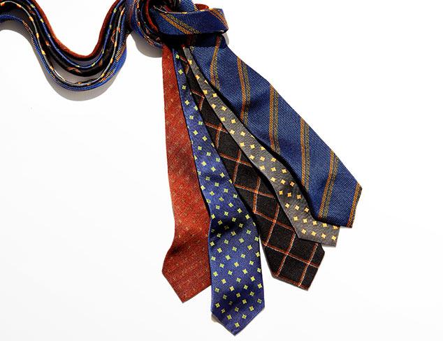 Style Staples: Ties at MYHABIT