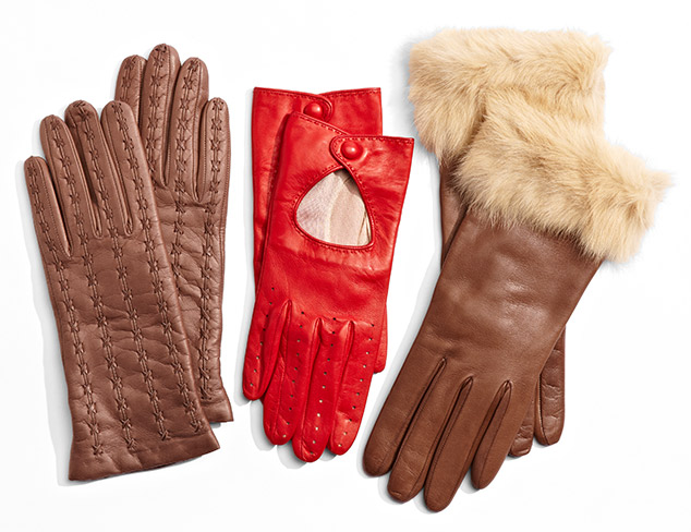 The Cold Continues: Gloves at MYHABIT