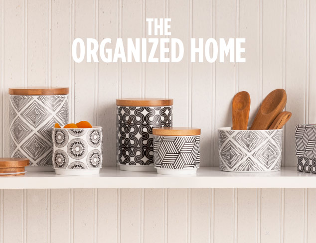 The Organized Home: The Kitchen at MYHABIT