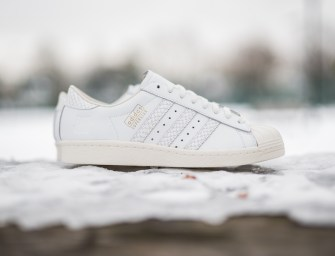 "Undefeated x adidas Consortium Superstar 80v ""10th Anniversary"""