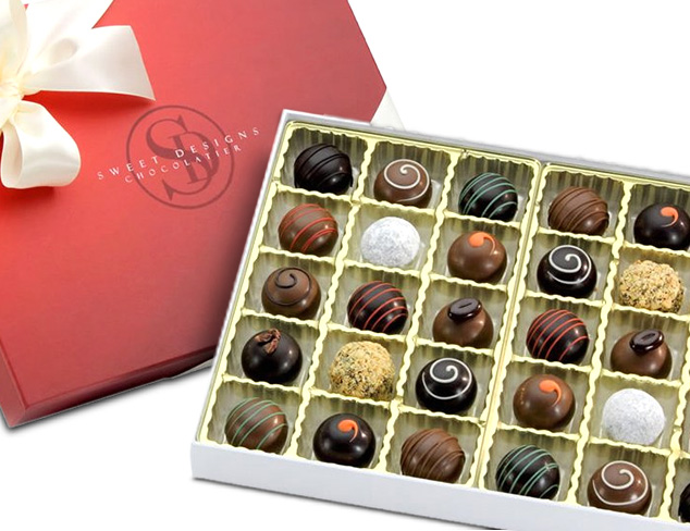 Valentine's Treats by Sweet Designs Chocolatier at MYHABIT