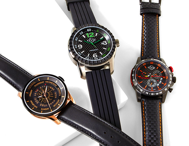 Watches feat. GV2 at MYHABIT