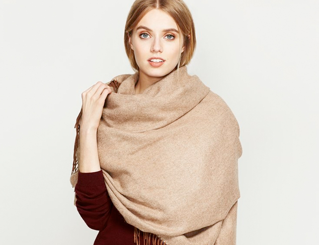 Wintery Mix: Capes & Wraps at MYHABIT