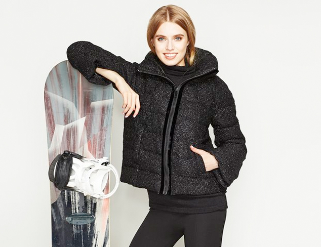 Wintery Mix: Outerwear at MYHABIT
