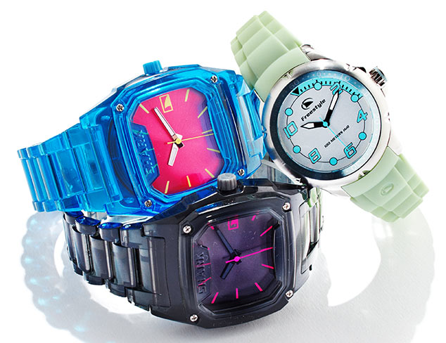 Workout Time: Sporty Watches at MYHABIT