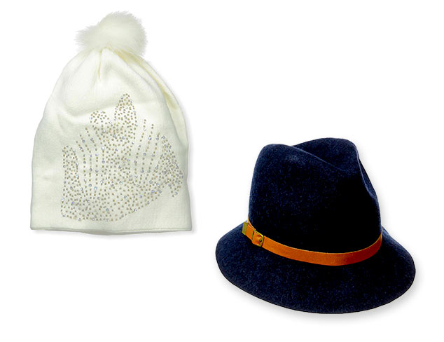 Add a Hat: Beanies, Fedoras & More at MYHABIT
