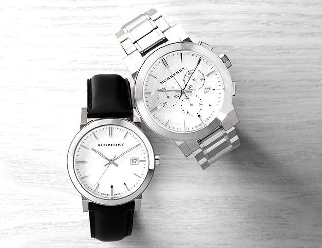 Always on Time: Watches at MYHABIT