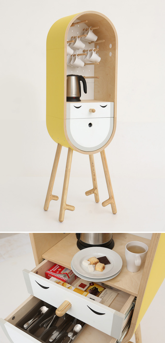 Aotta studio LOLO The Capsular Microkitchen_8