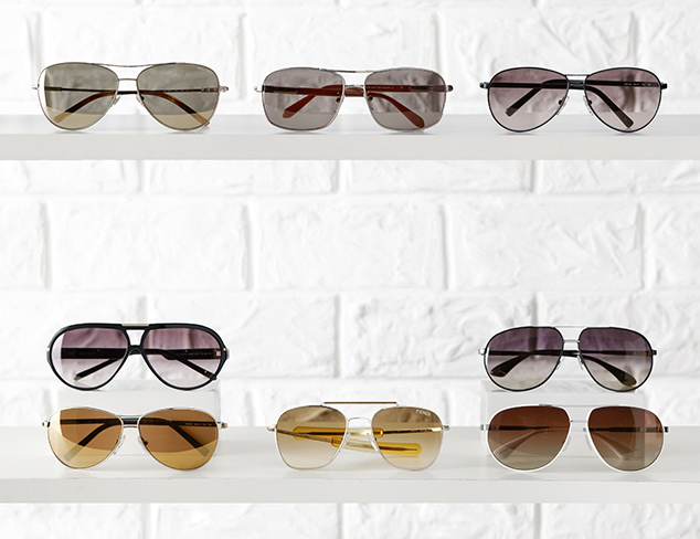 Aviator Sunglasses feat. Marc by Marc Jacobs at MYHABIT