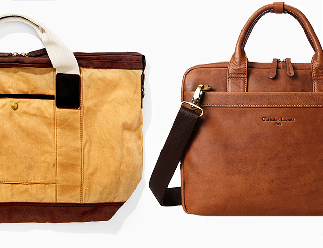 Bags feat. Maker & Co. at MYHABIT