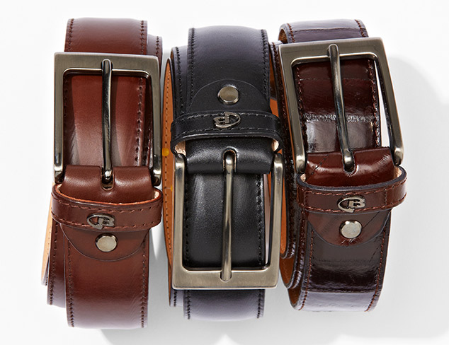 Belts feat. Dino Bigioni at MYHABIT