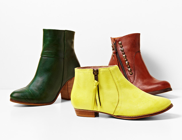 Bold & Bright: Shoes at MYHABIT