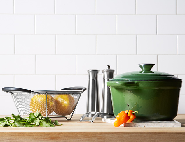 Cast Iron Cookware feat. BergHOFF at MYHABIT
