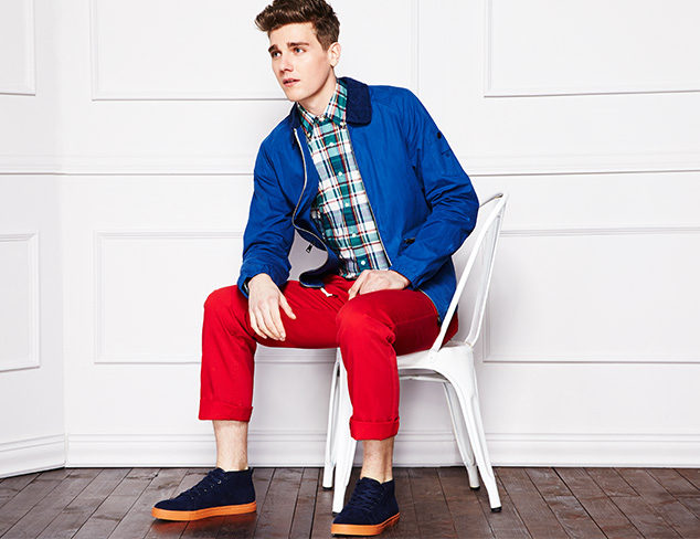 Casual Classics: Polos, Chinos & More at MYHABIT