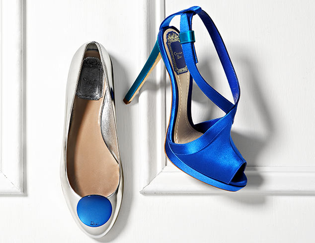 Christian Dior Shoes at MYHABIT