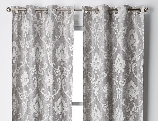 Classic Curtains by Cay Trading & More at MYHABIT