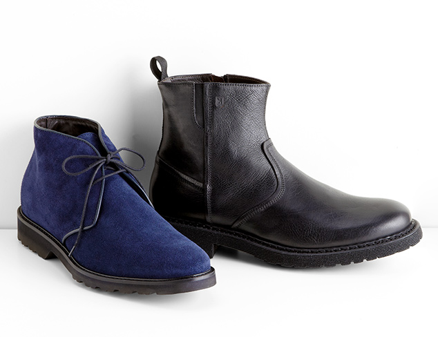 Commute in Style: Shoes & Boots at MYHABIT