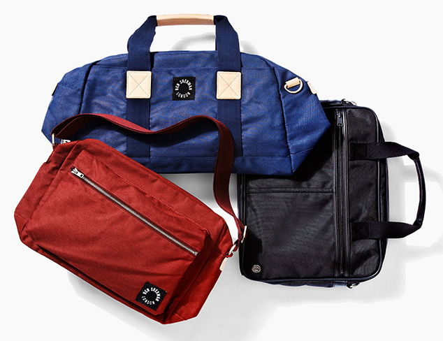 Contemporary Bags feat. Ben Sherman at MYHABIT
