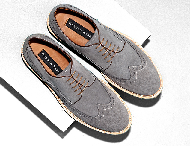 Easily Suede: Shoes & Boots at MYHABIT