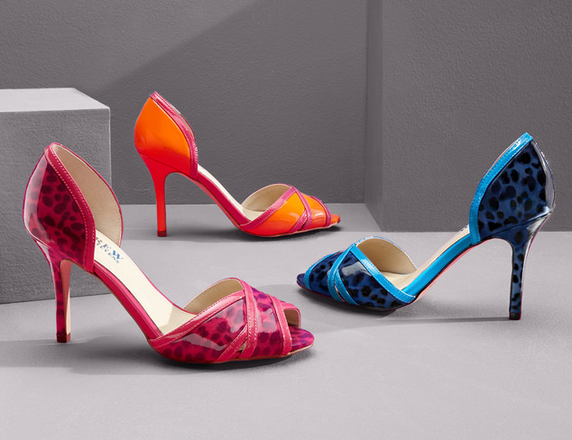Evening Glam: Party Heels at MYHABIT