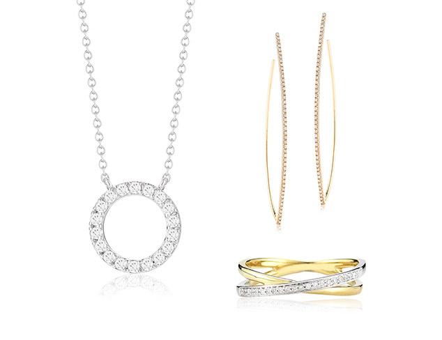Fine Jewelry by Luca & Lila at MYHABIT