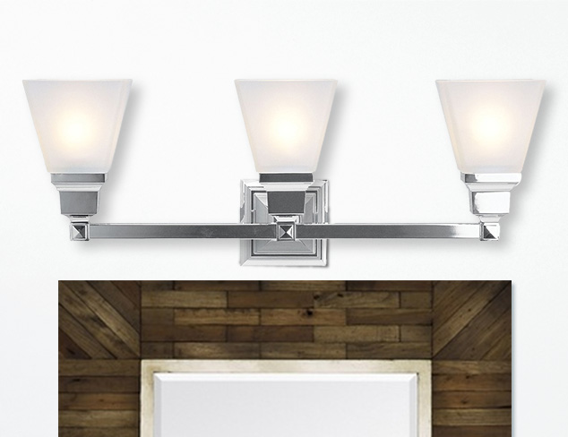 Freshen Up: Vanity Lighting at MYHABIT