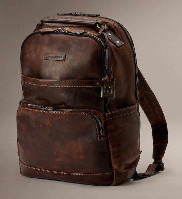 Frye Logan Leather Backpack_1