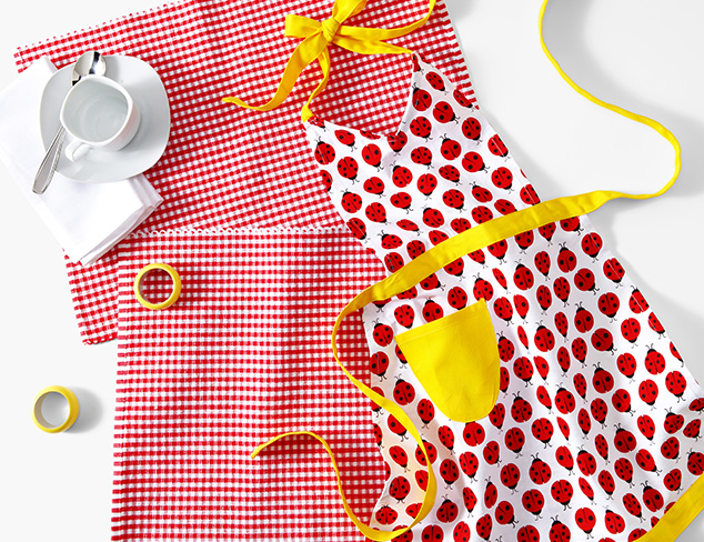 KAF Home Linens & Aprons at MYHABIT