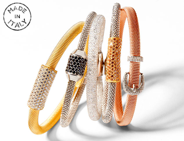 Made in Italy: Argento Vivo Jewelry at MYHABIT