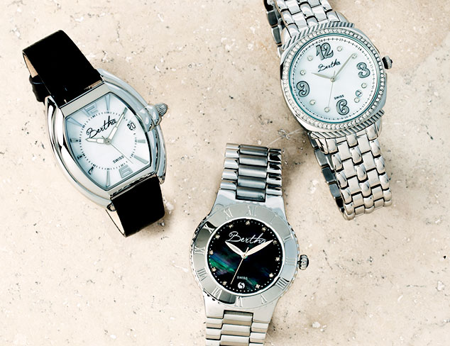 Made in Switzerland: Watches at MYHABIT