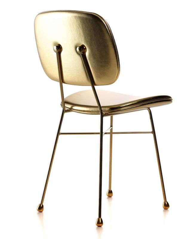 Moooi The Golden Chair by Nika Zupanc_4