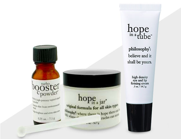 New Arrivals: Skincare feat. Philosophy at MYHABIT