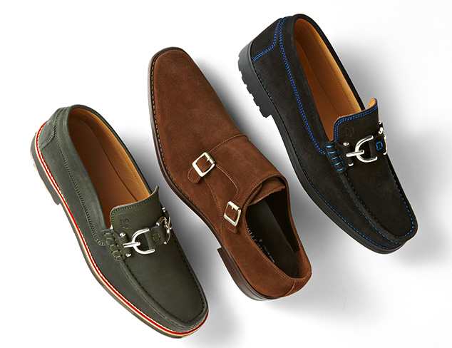 No Laces Required: Slip-On Shoes at MYHABIT
